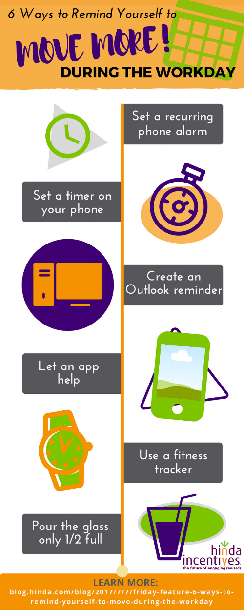 6 Ways to Remind Yourself to Move During the Workday.png