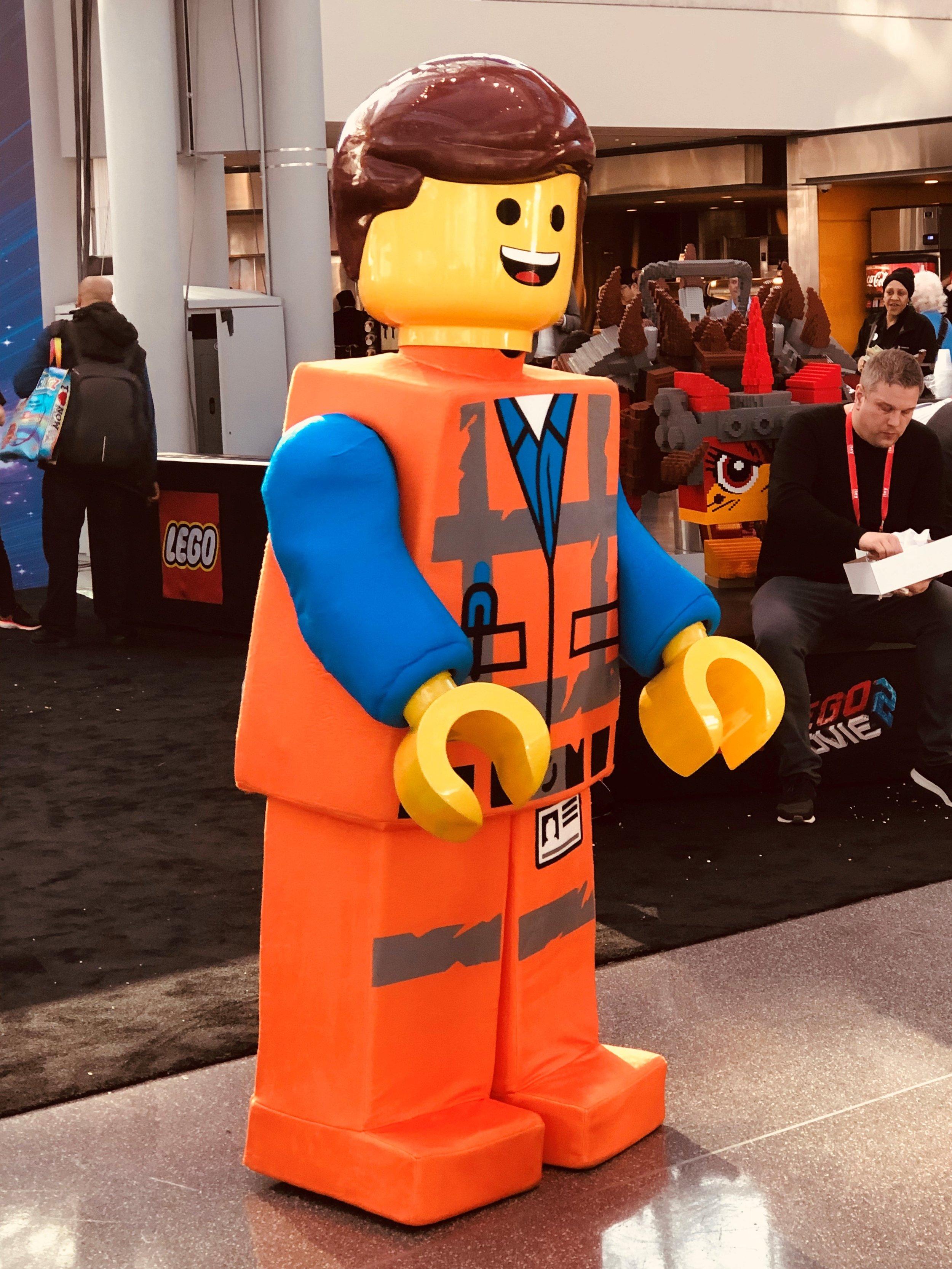 LEGO® Emmet