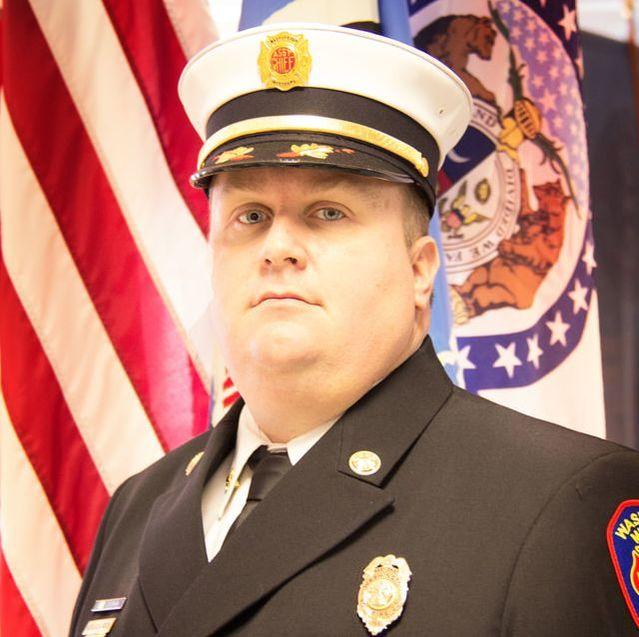 Nick Risch, DMR Events & Asst. Fire Chief