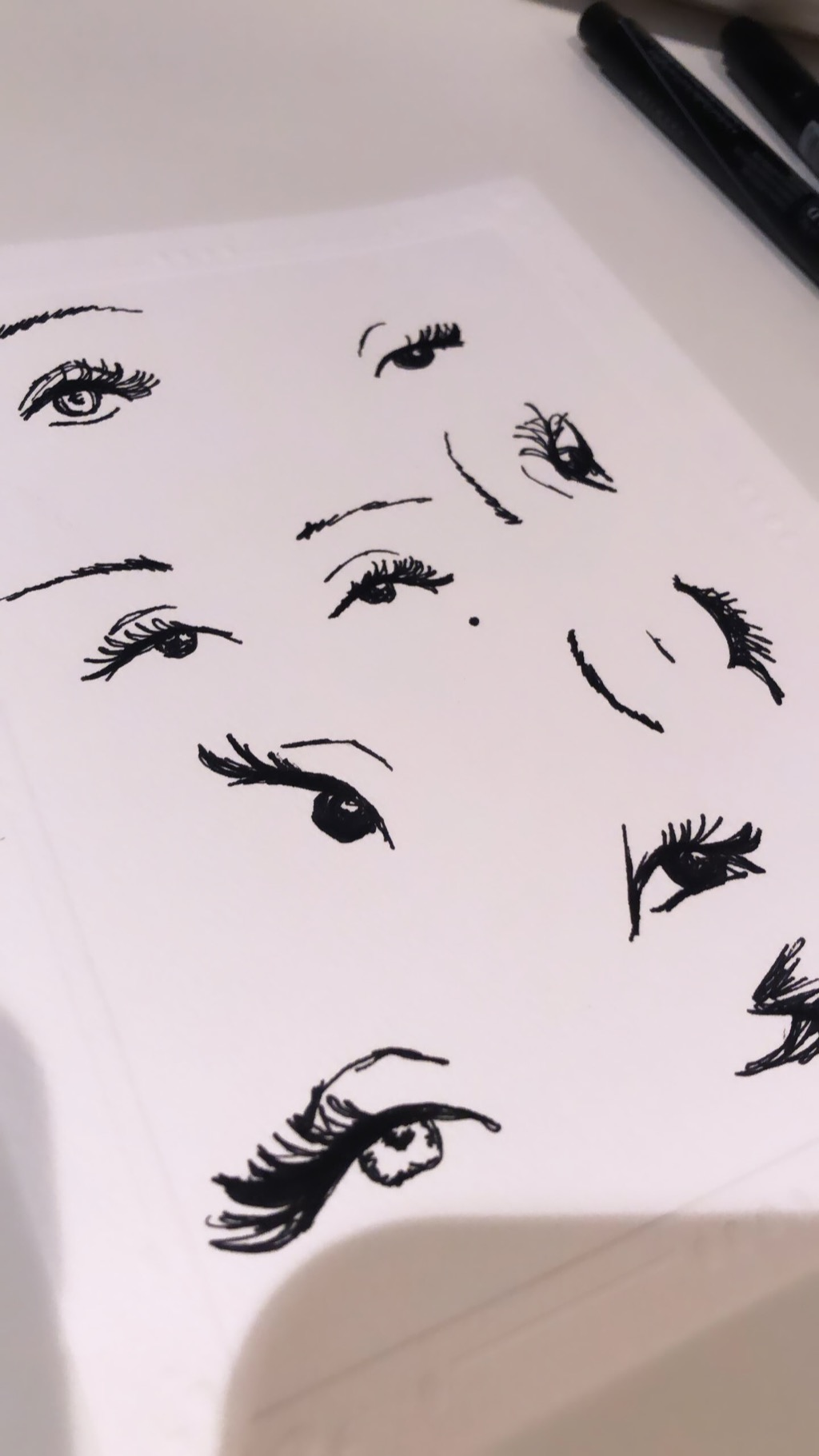 Doodling…