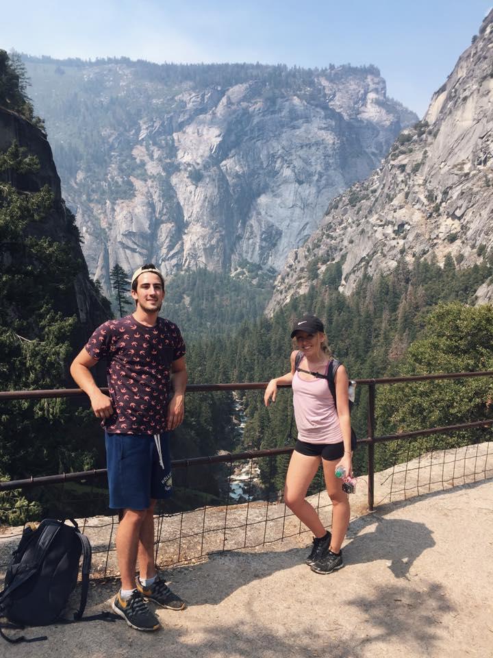 Hiking in Yosemite!