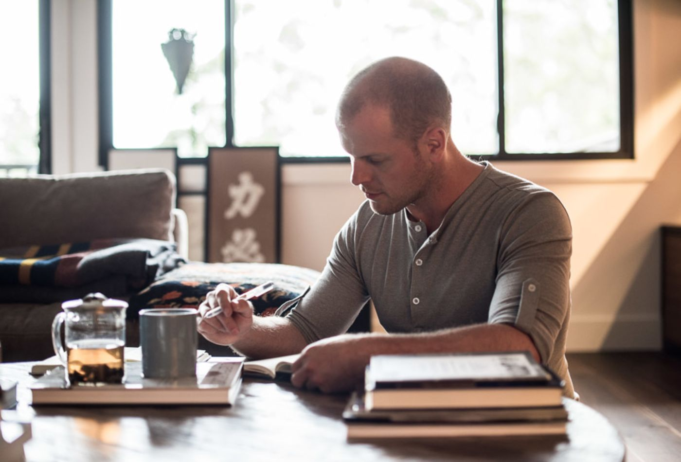 Tim Ferriss, author  source
