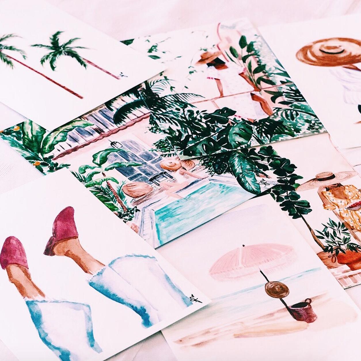 Prints & Originals -
