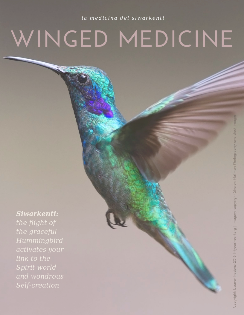 Winged Medicine Journey WAITLIST