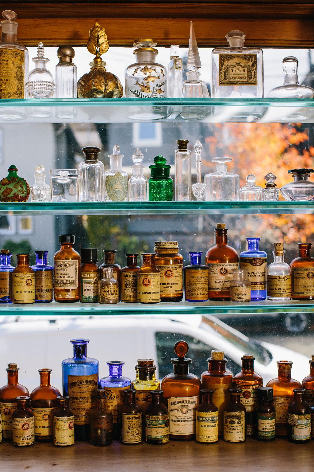 vintage bottles_aftelierperfumes