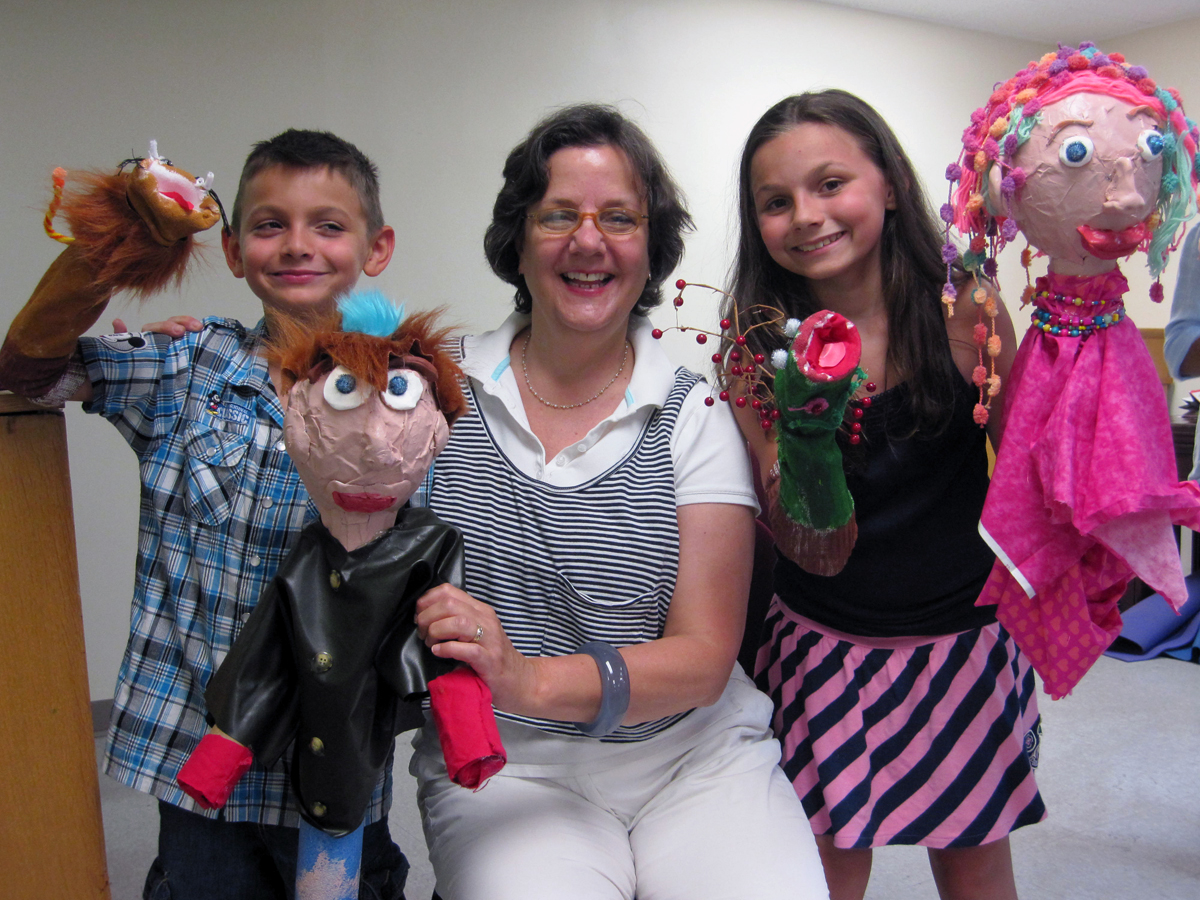 Teaching Puppetry