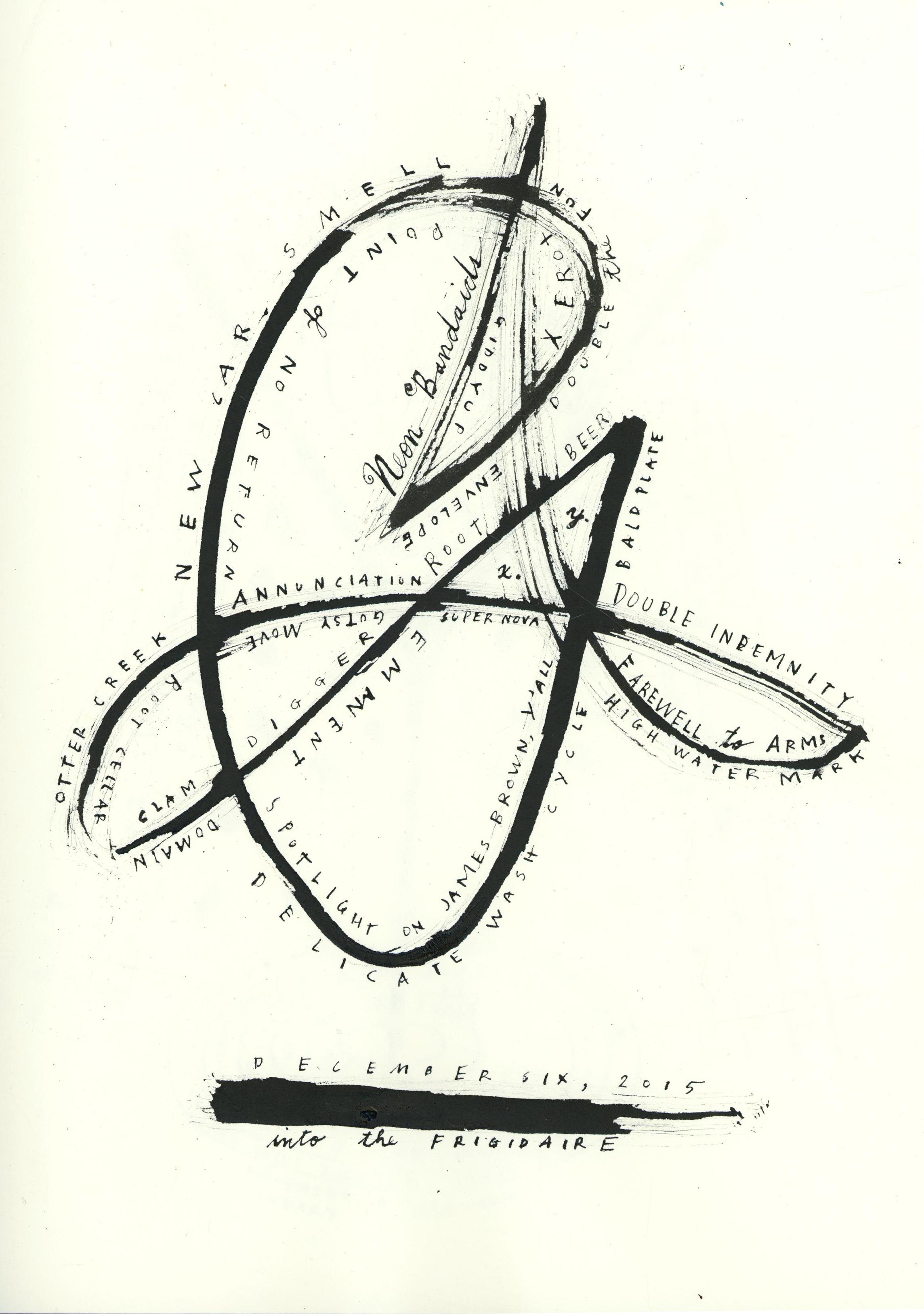 Word Drawings