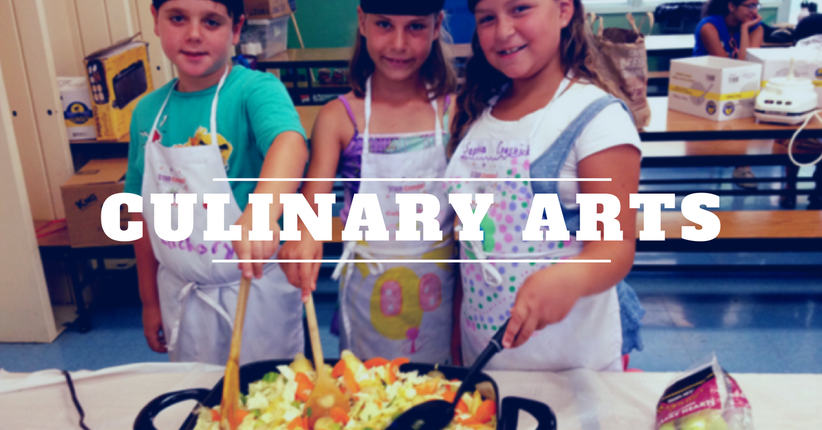 COOKING SUMMER CAMP AWESOME LOS ANGELES