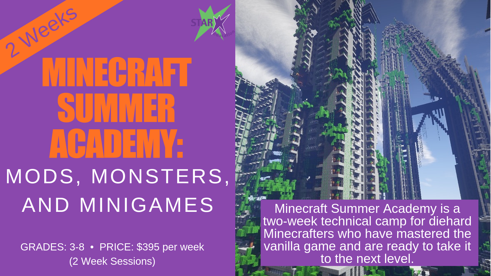 ALL SUMMER CAMPS 2019 — STAR CAMPS