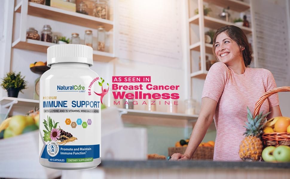 Immune Support Breast Cancer Wellness Magazine