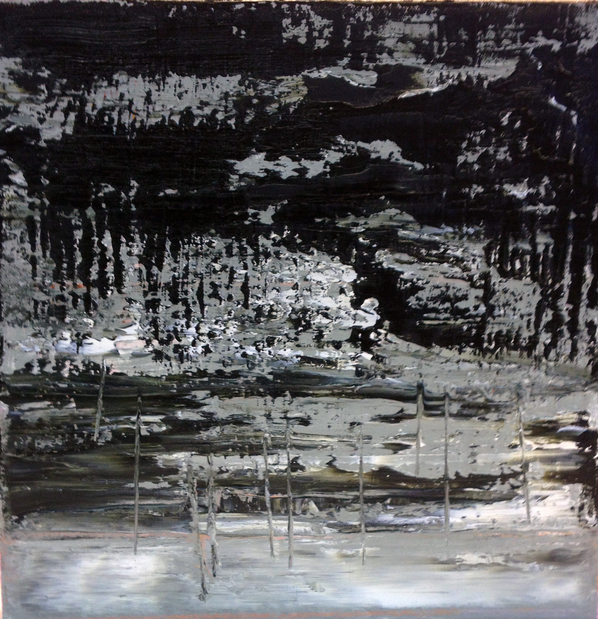 Mörkan skog