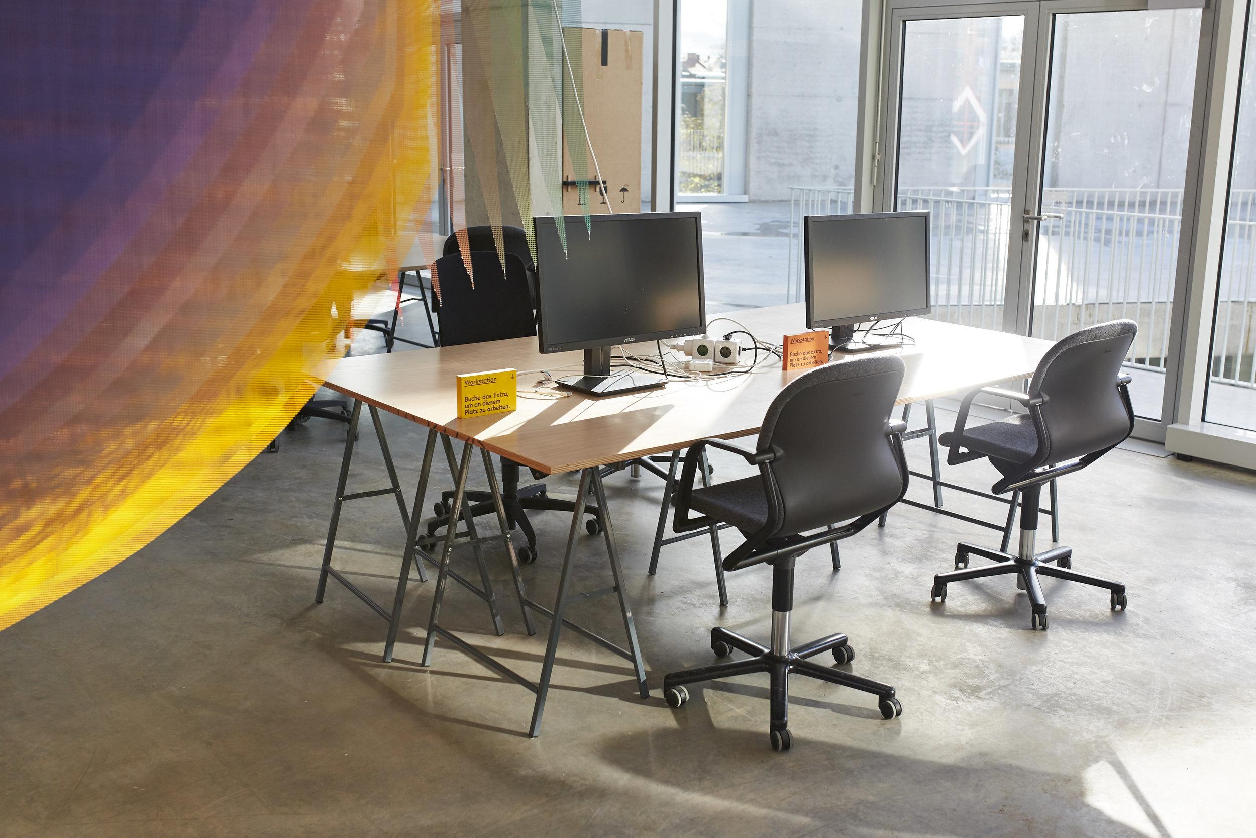 Ergonomisches Sitzen dank der Bürostühle von  Wilkhahn