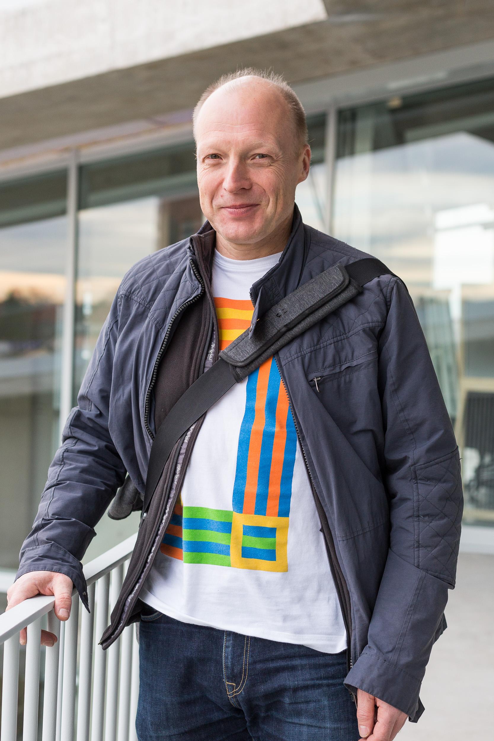 Jürgen Pleteit — CEO