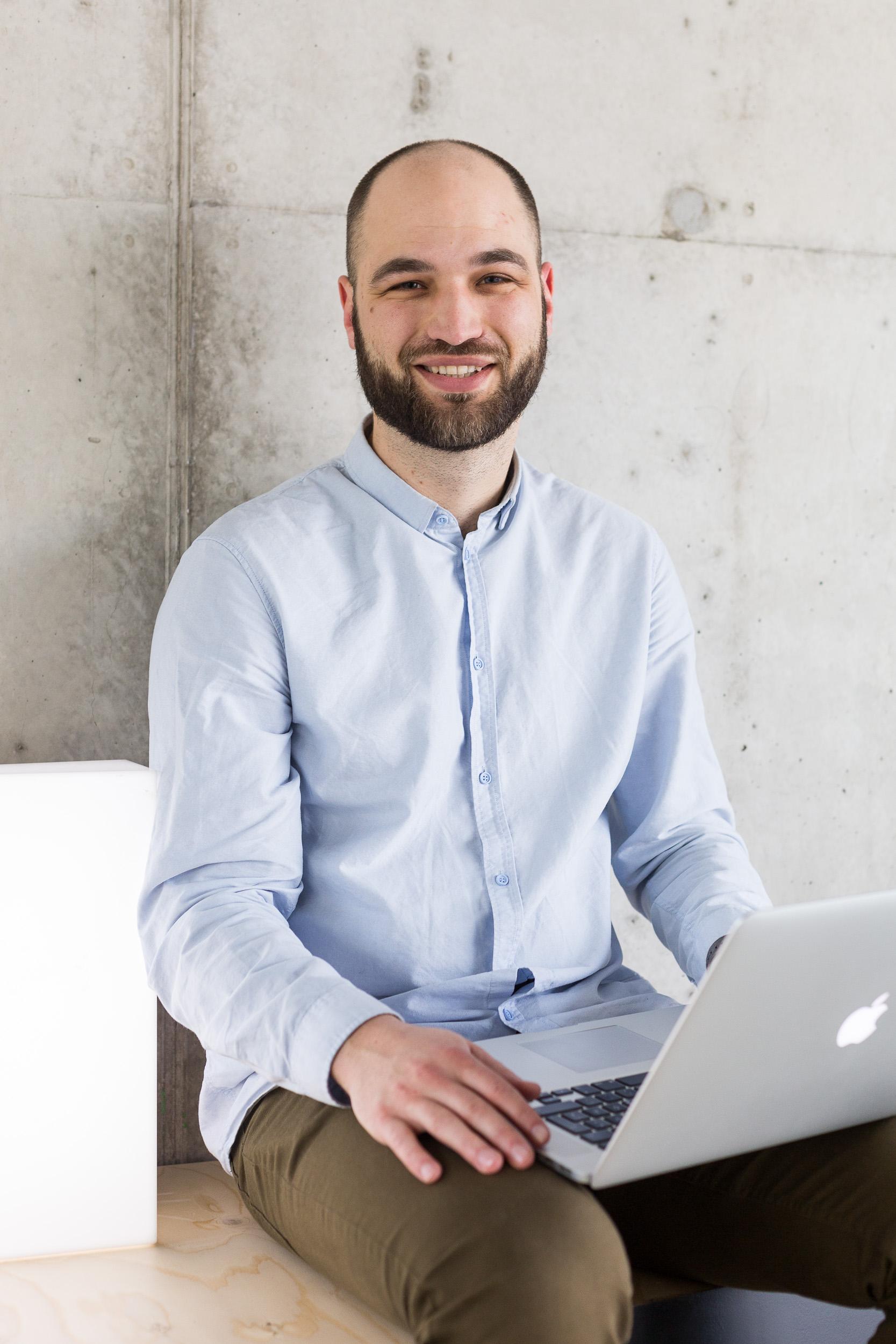 Jonas Lindemann — CEO