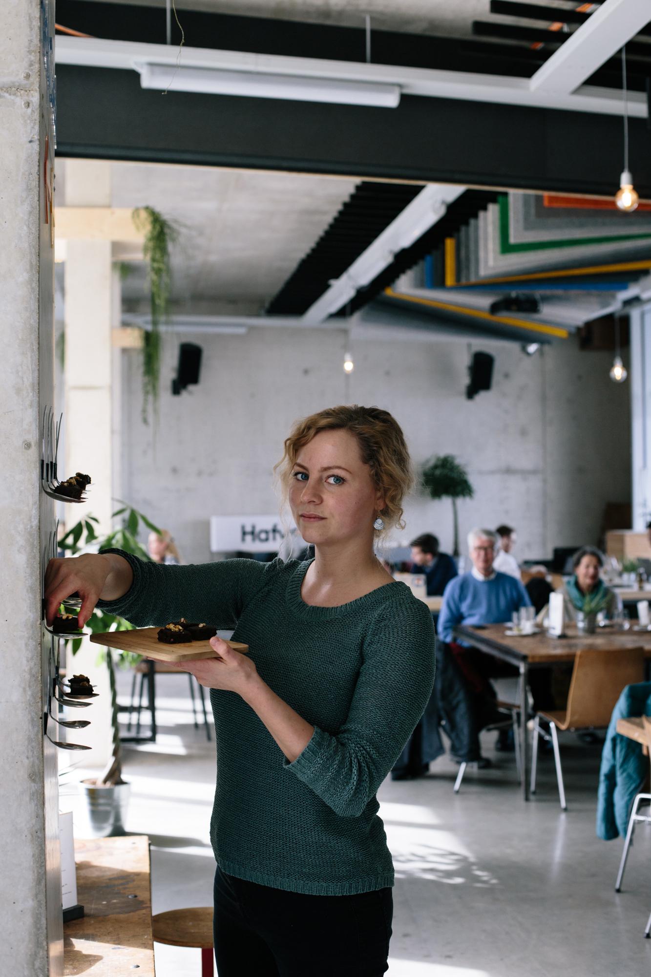 Lina Sternberg — Product Owner Cafve