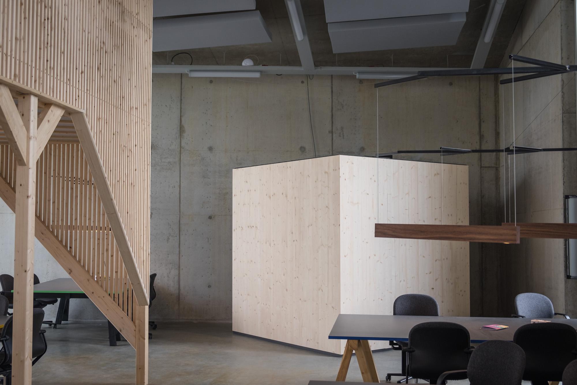 Coworking Space — Nordstadt