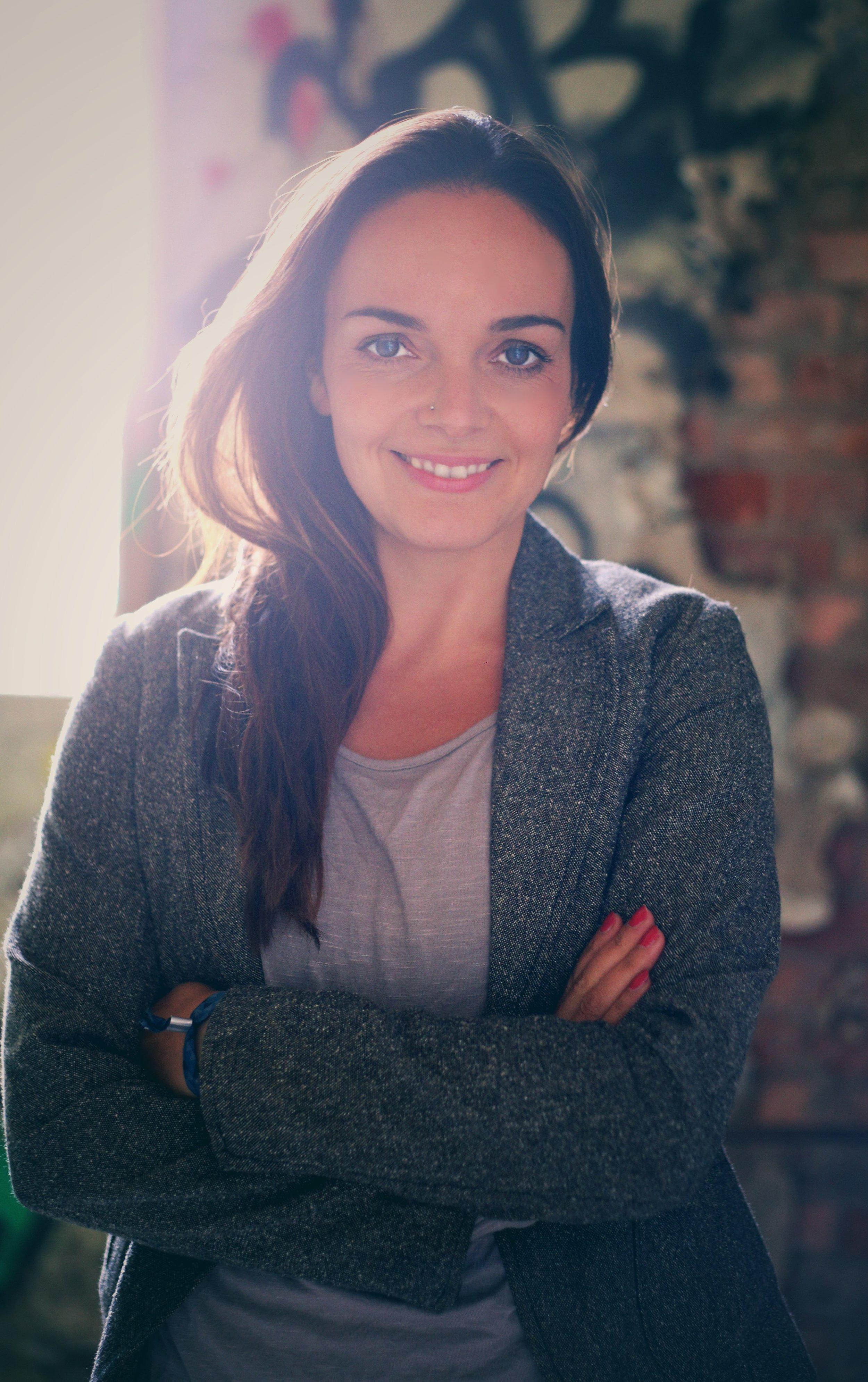 Lena Gigla — Mitorganisatorin