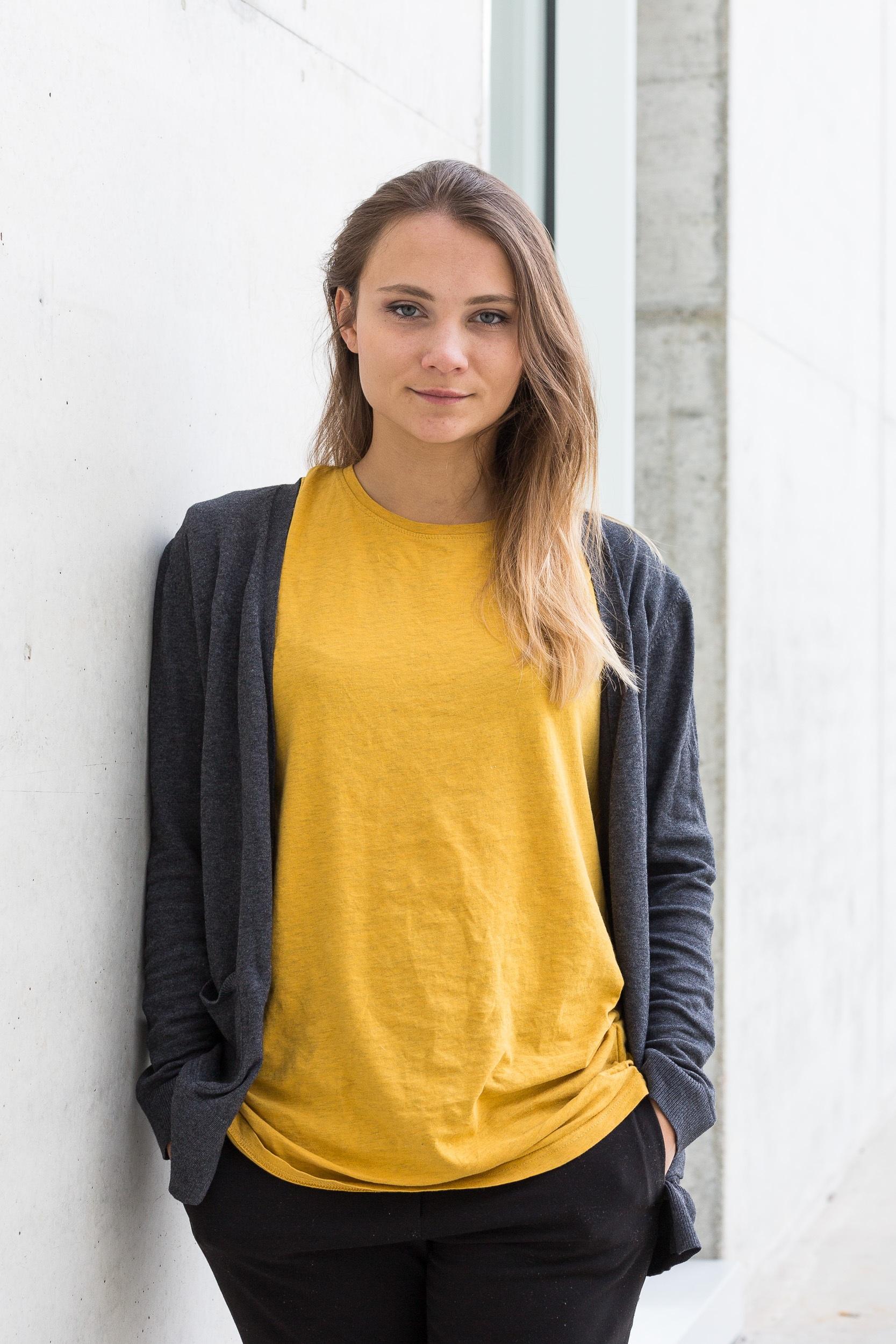 Katja Mamsin — Head of Help Desk