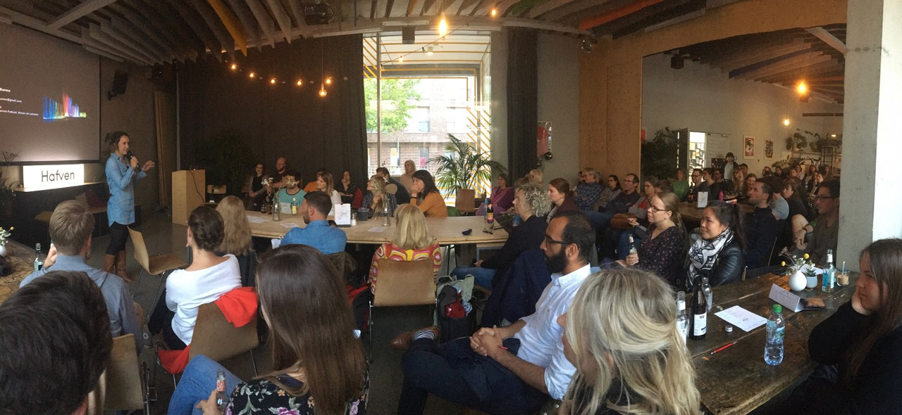 Das Travel Stories Community MeetUp im Cafve