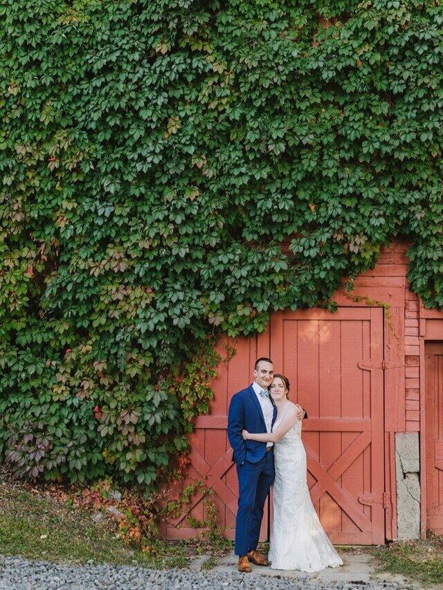 Boston Wedding Planner Quonquont Farm Wedding