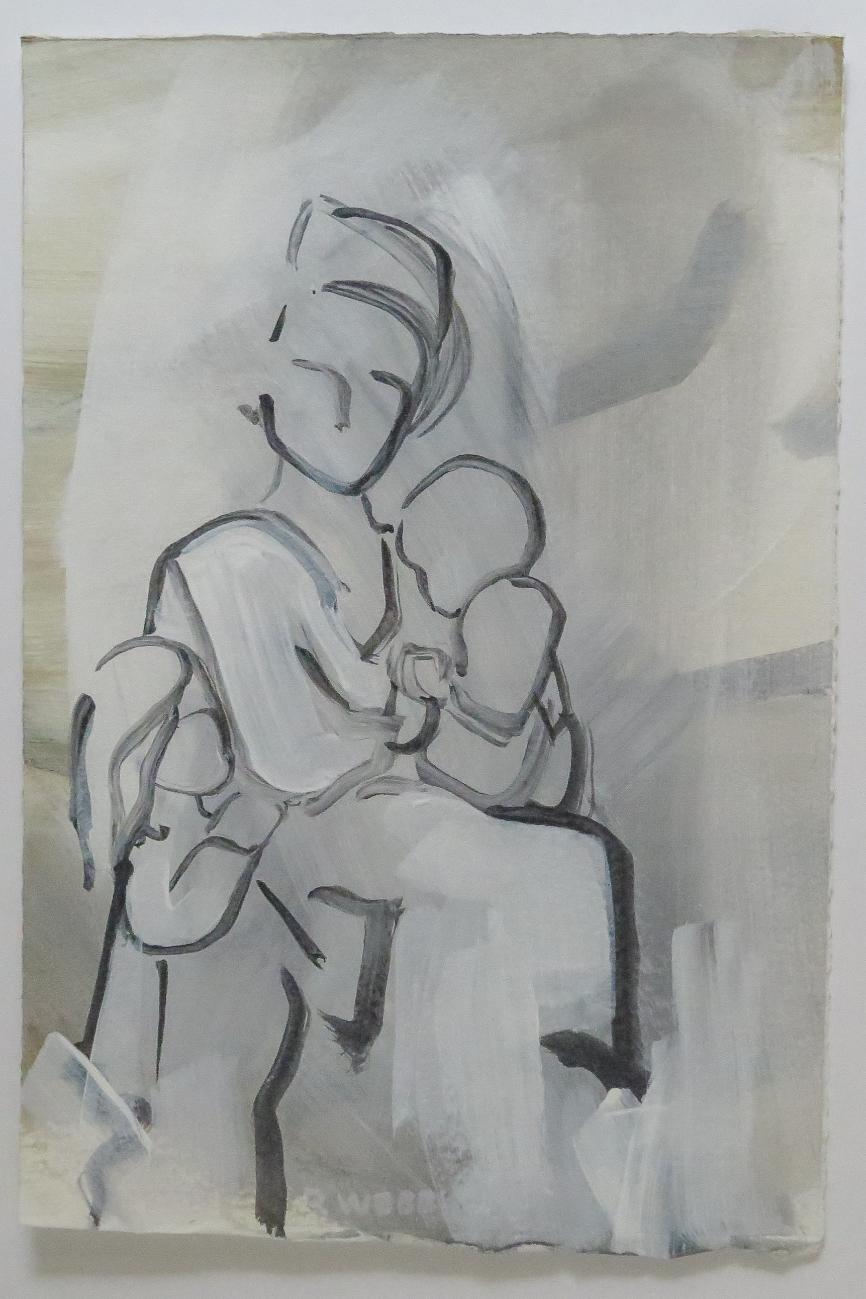 Mother and Child No 3