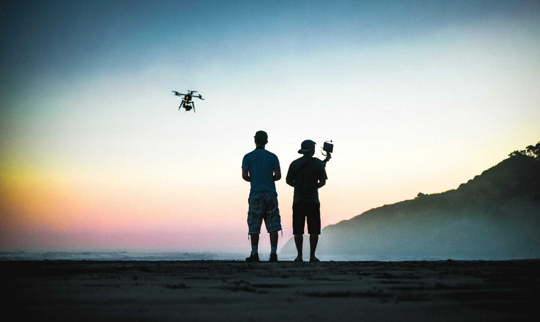 NAVIGATE THE FAA LAWS    BUY THE RIGHT GEAR    FLY WITH PRECISION    FILM CINEMATIC DRONE SHOTS    EDIT AND CREATE AN IMPACTFUL AND STUNNING DEMO REEL    NAVIGATE THE BUSINESS SIDE OF THE DRONE INDUSTRY    GET JOBS    MAKE $$$