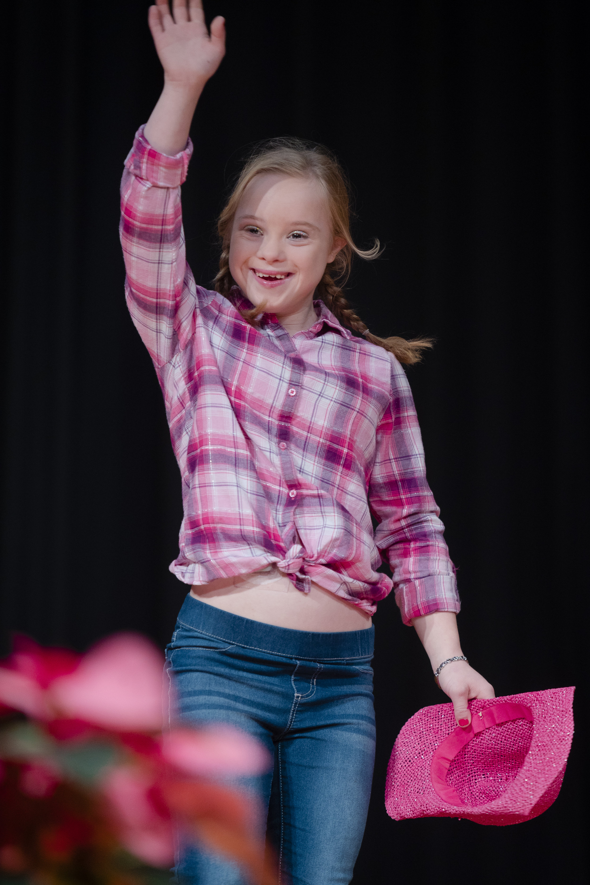 New Jersey Miss Amazing Jr. Teen | Chloe Byrne    Click to read more about Chloe!