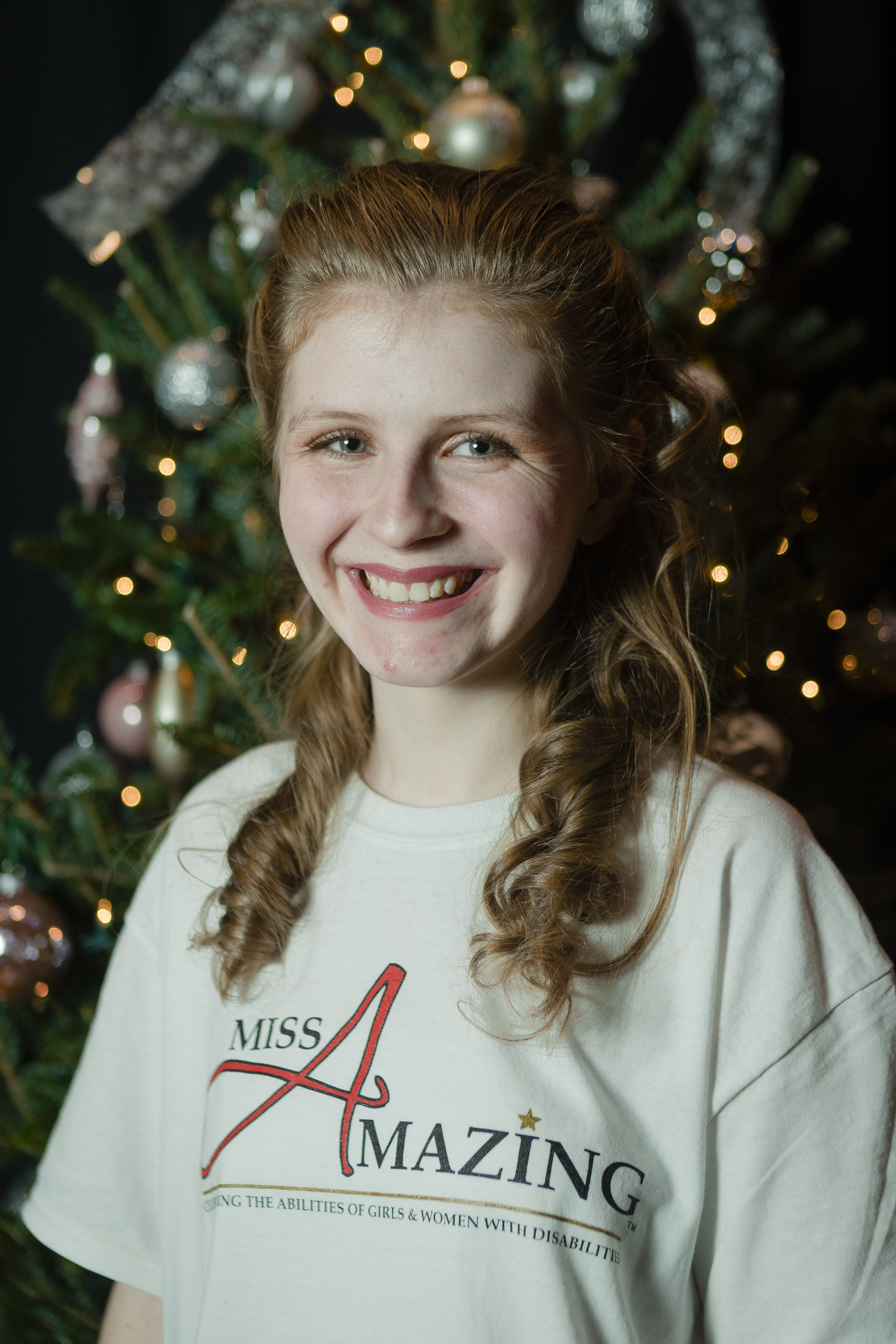 New Jersey Miss Amazing Jr. Miss | Marge Conant    Click to read more about Marge!