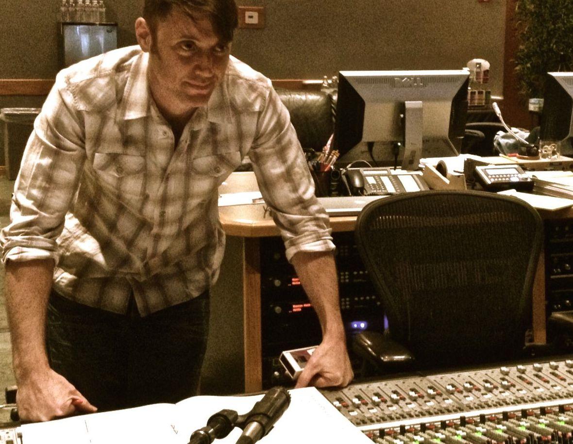 Brian at Sony desk.jpg