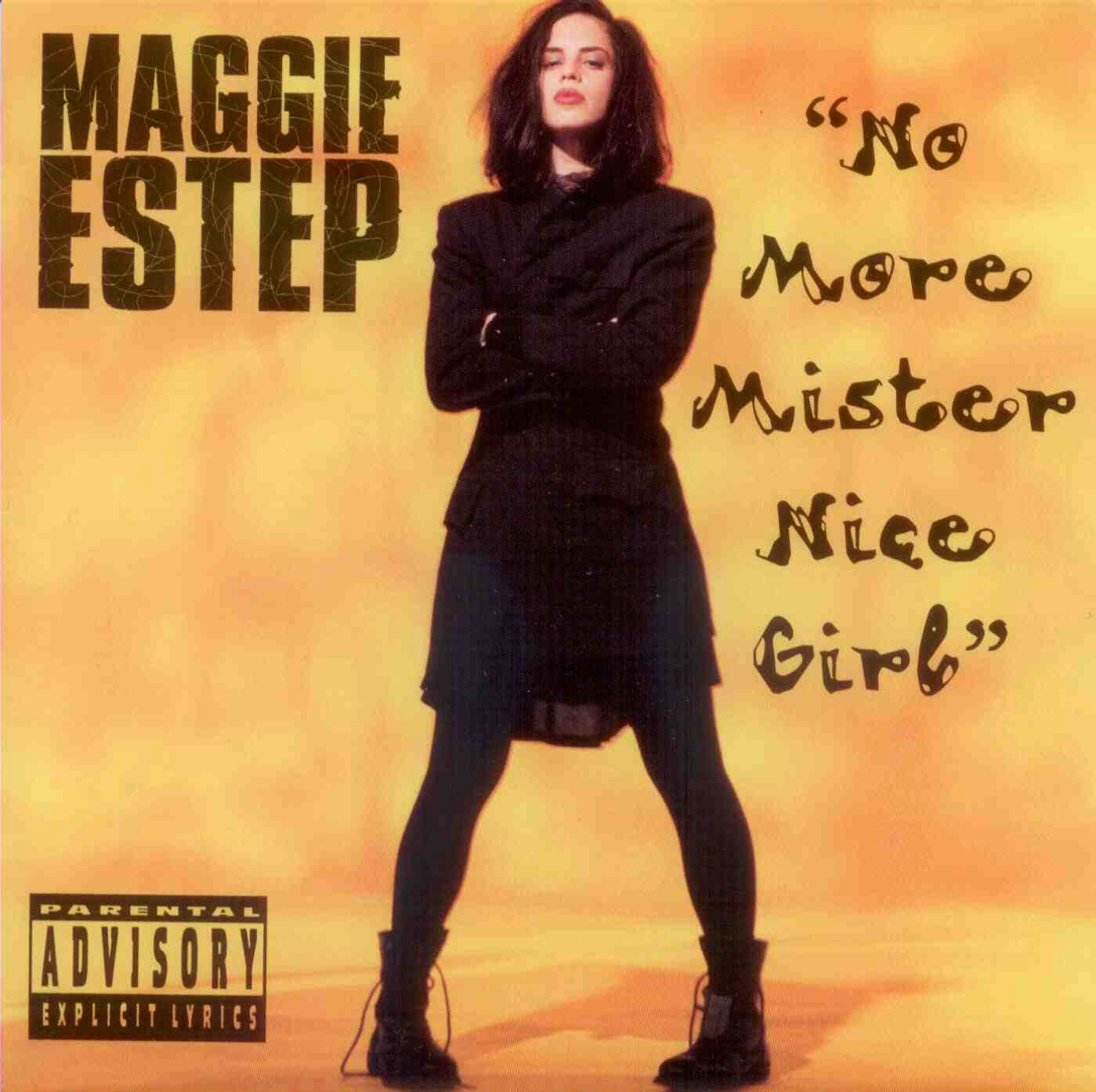 Maggie Estep - No More Mister Nice Girl - 1997