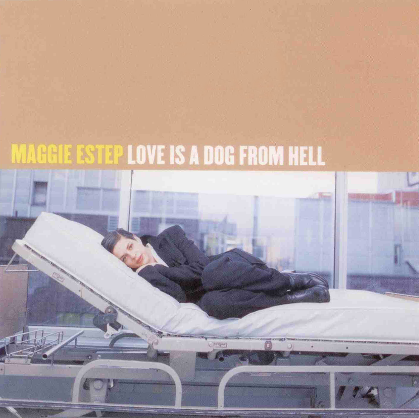 Maggie Estep - Love Is A Dog from Hell - 1997