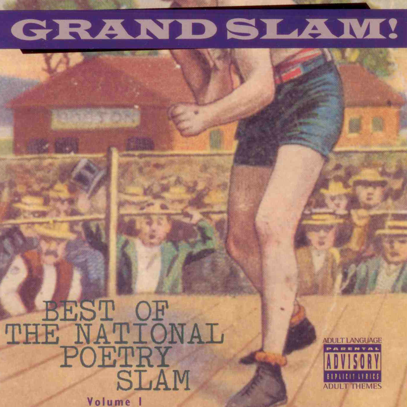 Grand Slam - Best of the National Poetry Slam, Vol. 1 - 1996