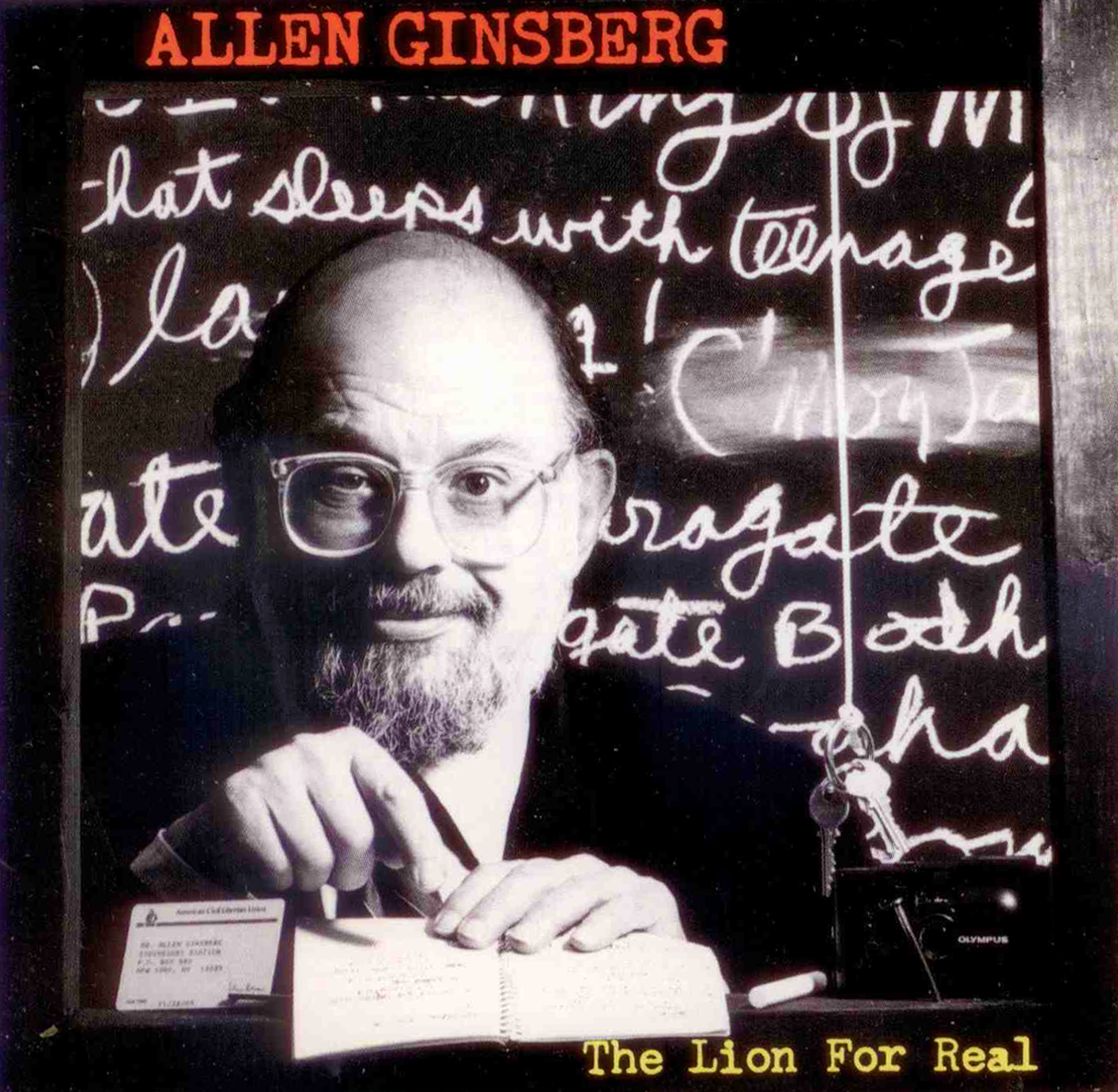 Allen Ginsberg - The Lion For Real - 1997