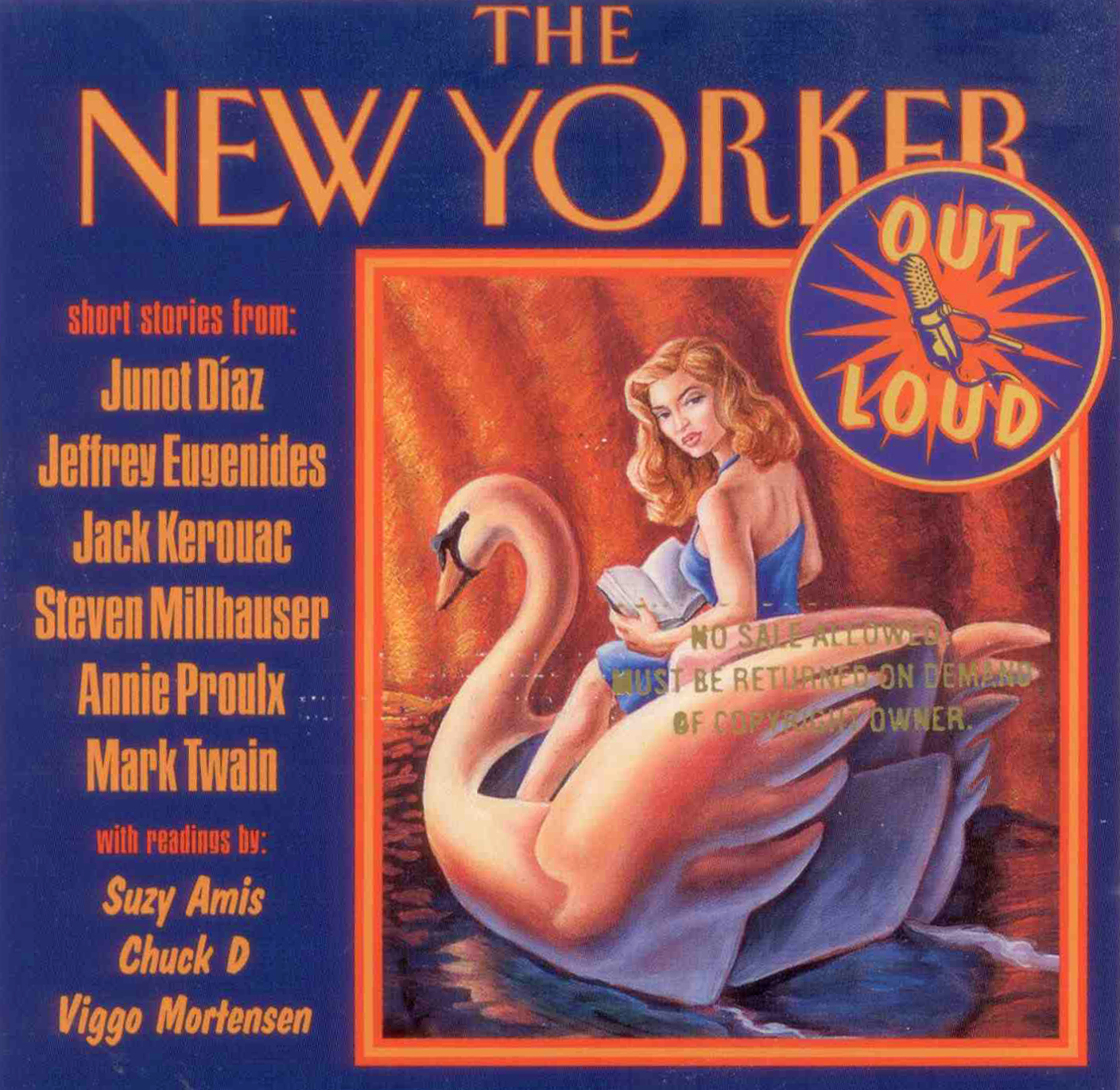 The New Yorker Out Loud - 1998