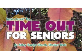 The 4th Tuesday of every month, at Abbey Baptist Church, Checker Walk  Varied activities, new skills, discussion. FREE