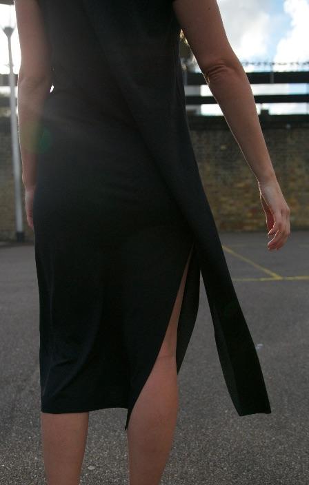 Maxi dress from  Zara