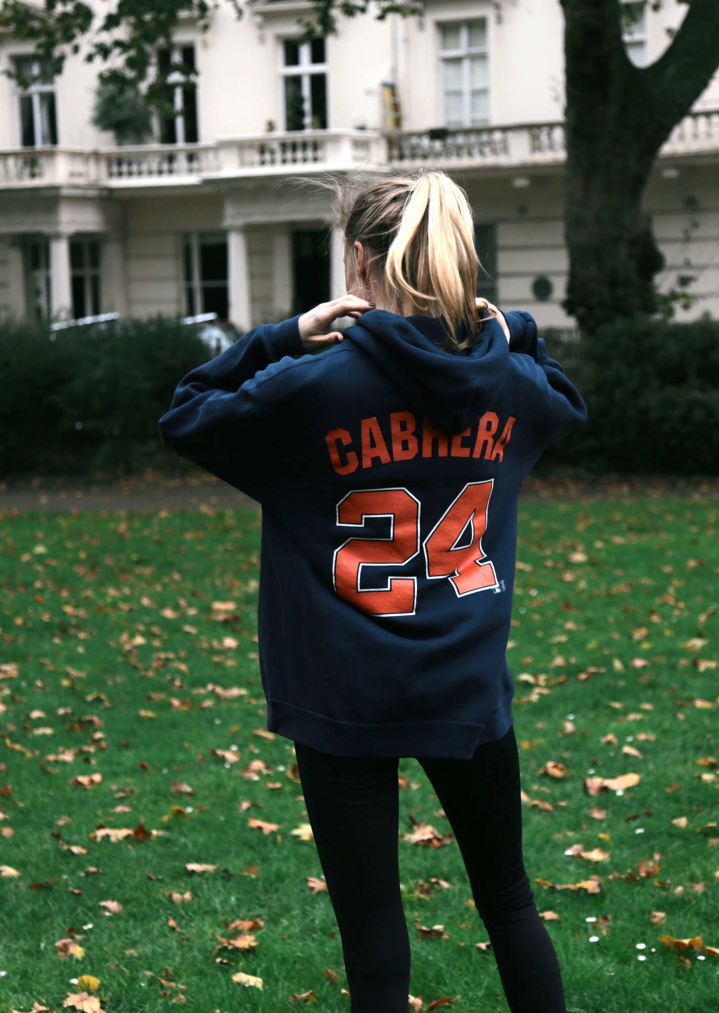 Vintage jumper from NYC