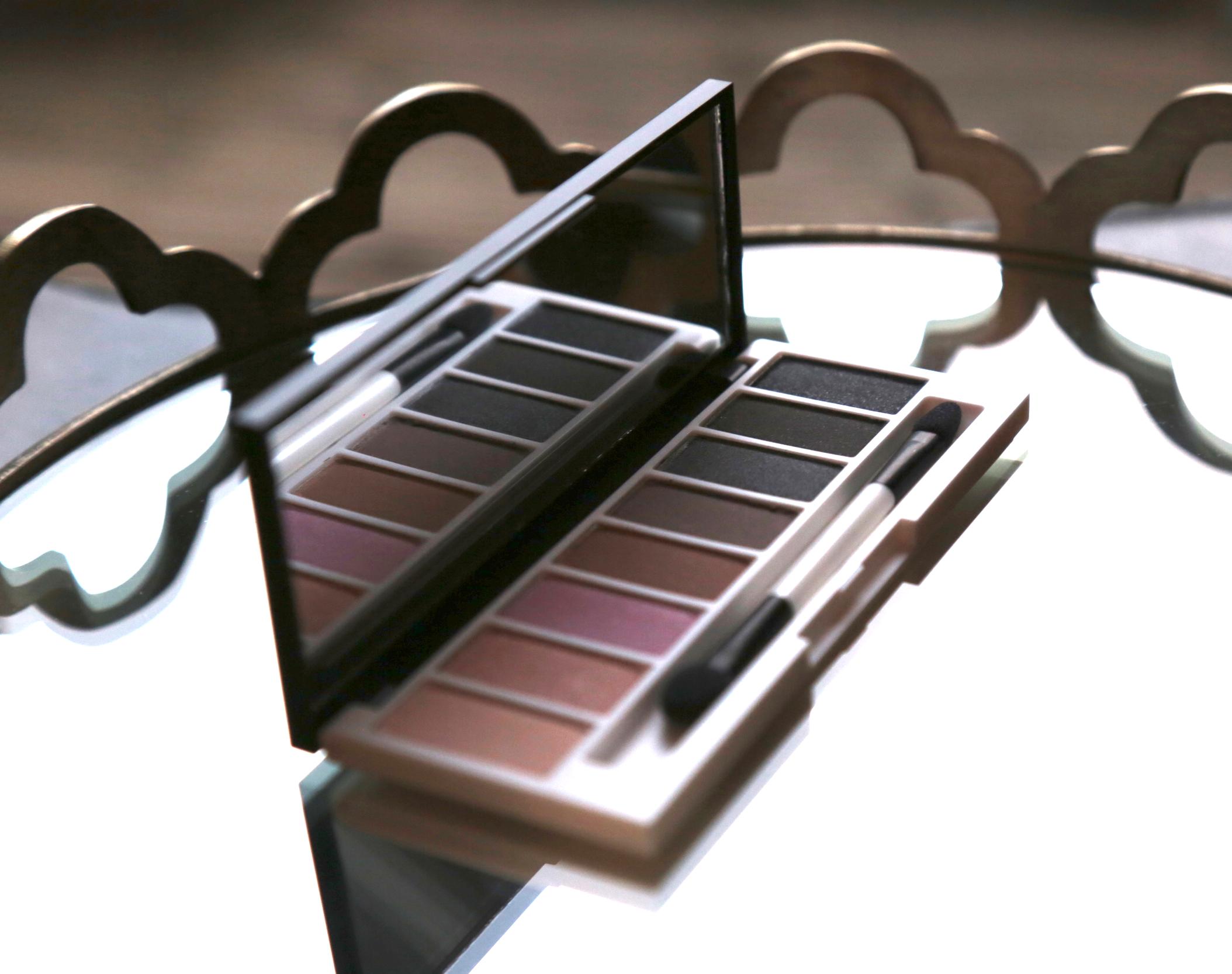 Smoke & mirrors eye palette