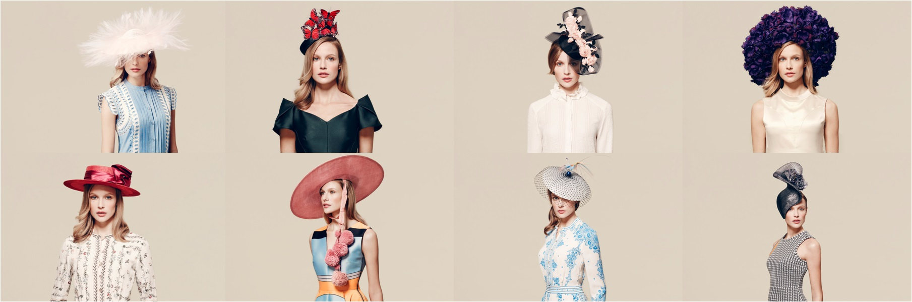 Find more info`s about the Millinery Collective here: www.fenwick.co.uk