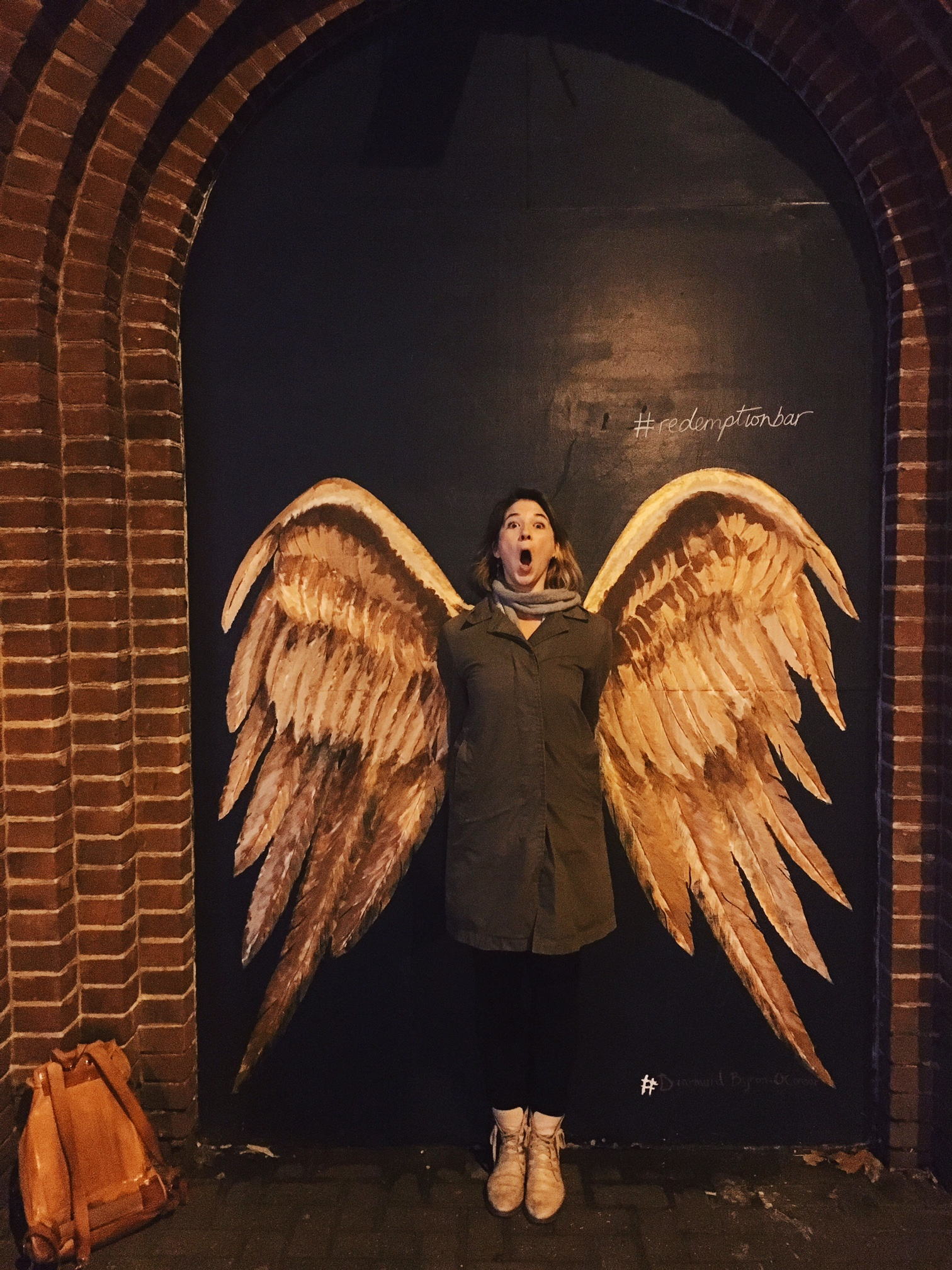 She always wanted to be an Angel...