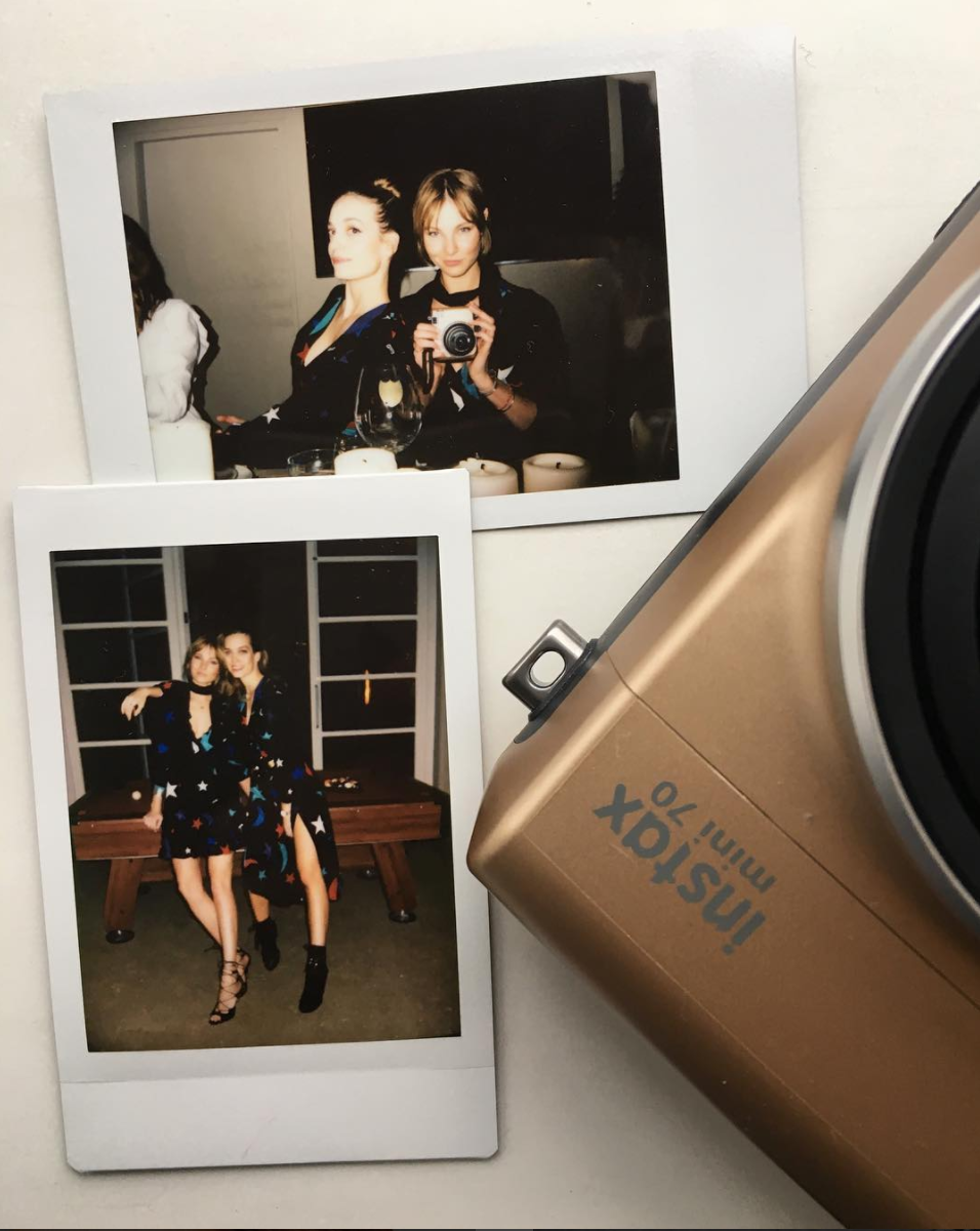 The beautiful girls behind FN,   Tijana   &   Franzi    in their amazing    RIXO LONDON    Dresses