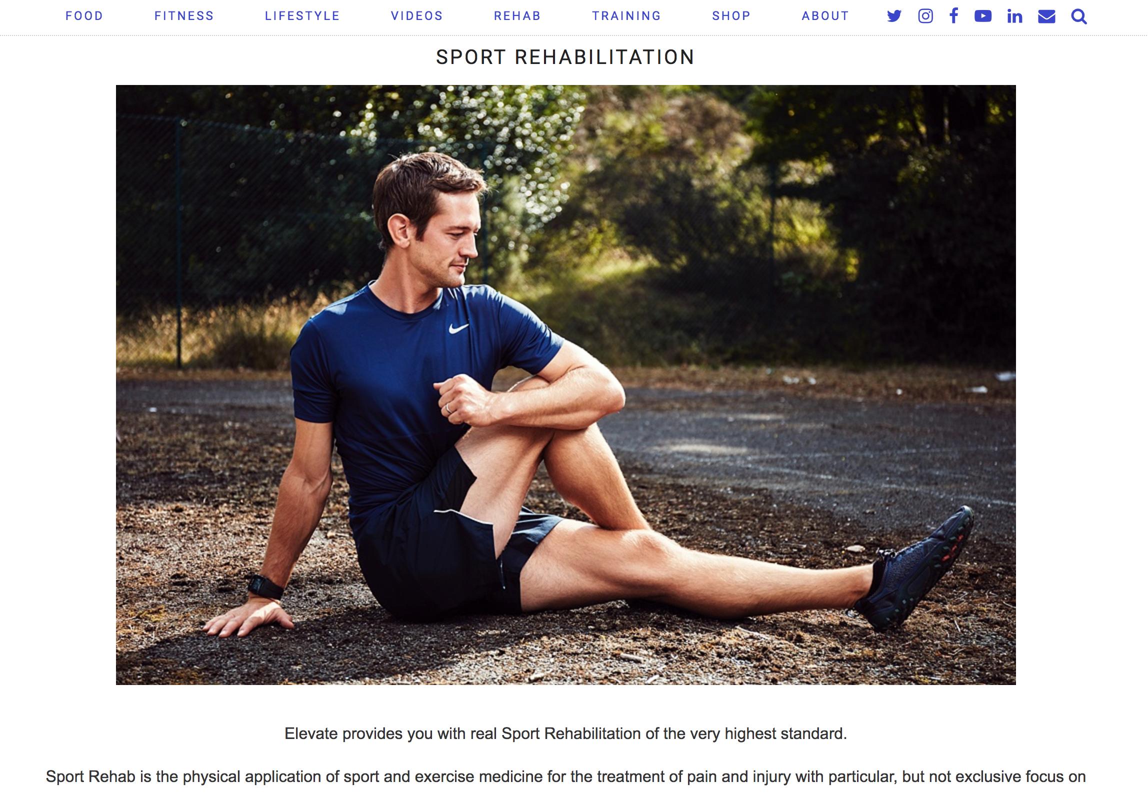 www.elevatesport.co.uk/sport-rehab/