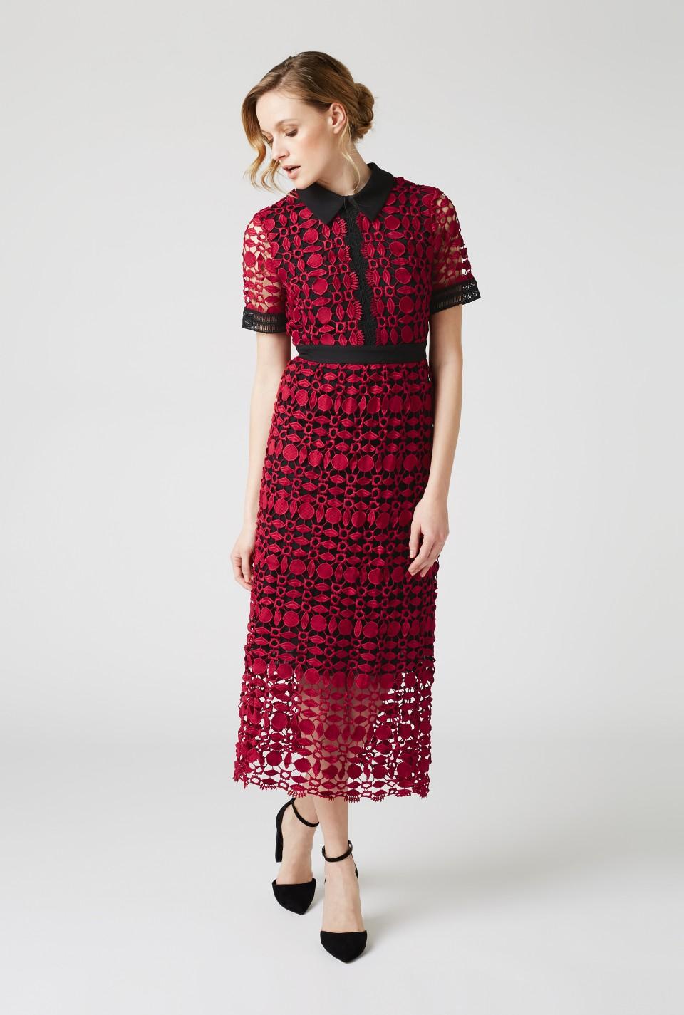 jameslakeland.net/clothing/dresses/lace-shirt-neck-dress.html
