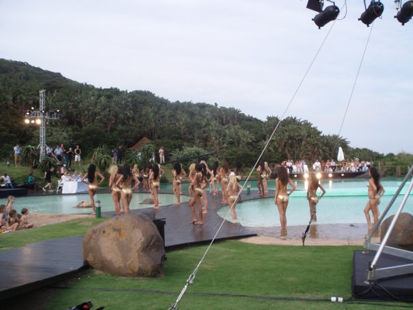From the bikini final in Durban, which I didn't qualify for. Ha :P