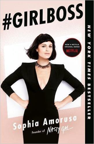 The #GIRLBOSS book