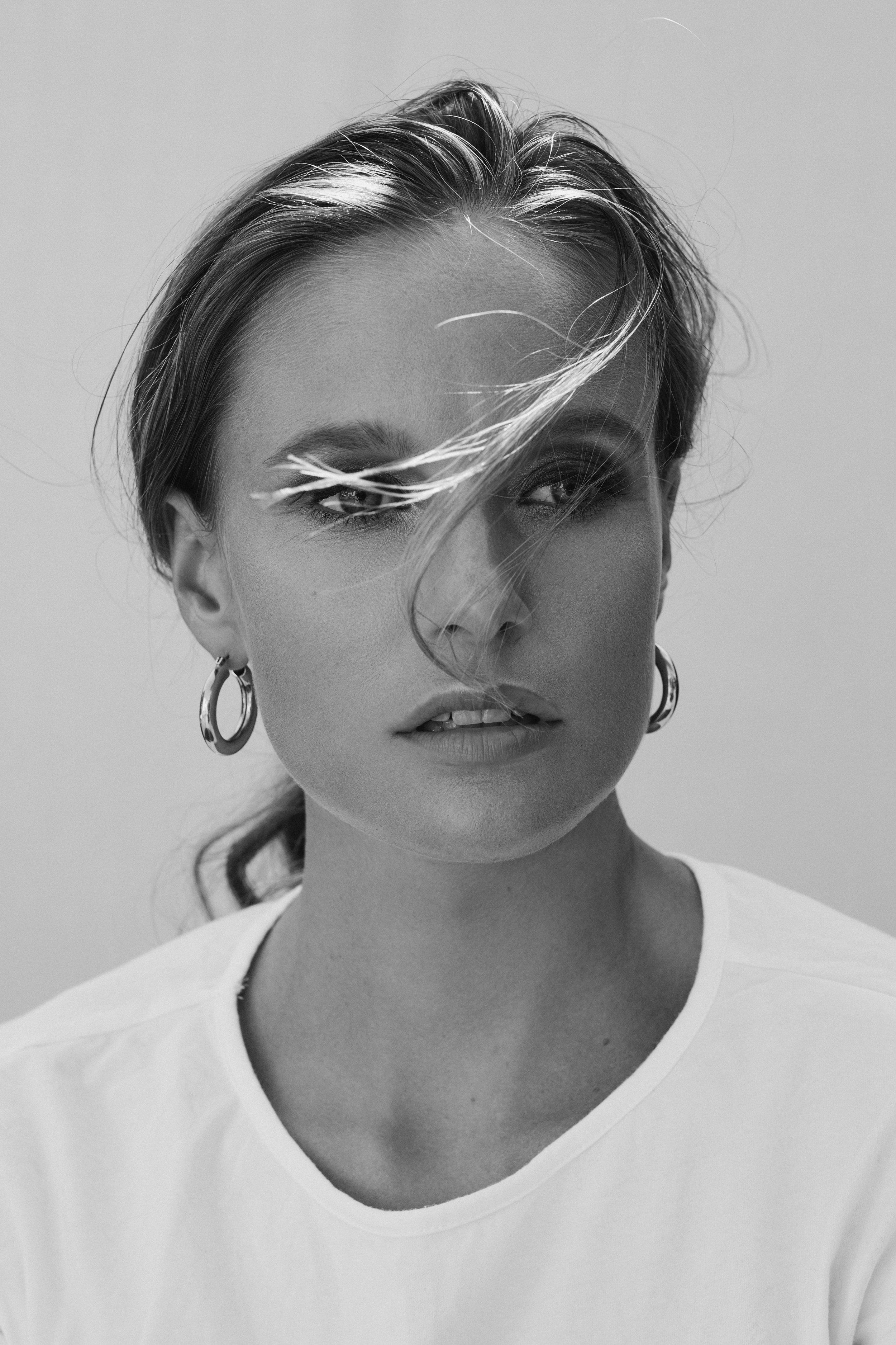 Make up by  Sarah Mcilwain-bates