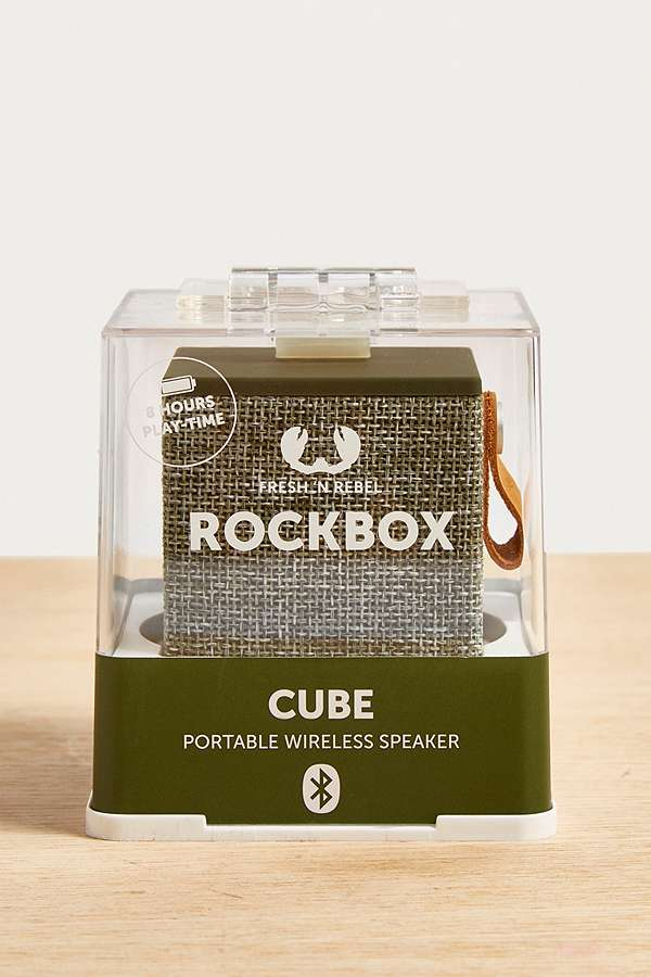 Find the Portable speaker   here    for only only £30!
