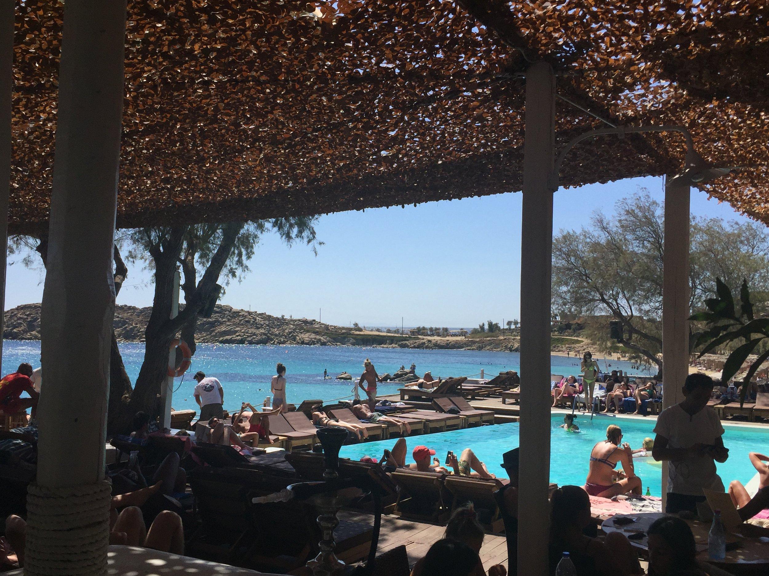 Paraga Beach Hostel & Camping