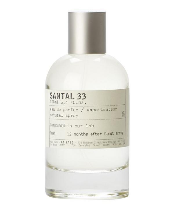 SANTAL 33 FROM LE LABO - A timeless and transcendent depiction of the American West, it fuses rich smoky wood alloy, spices and leather with sweeter notes of iris and violet to create an addictive unisex scent that is both comforting and unforgettable. Mhm sounds amazing, we want it too! Buy it here