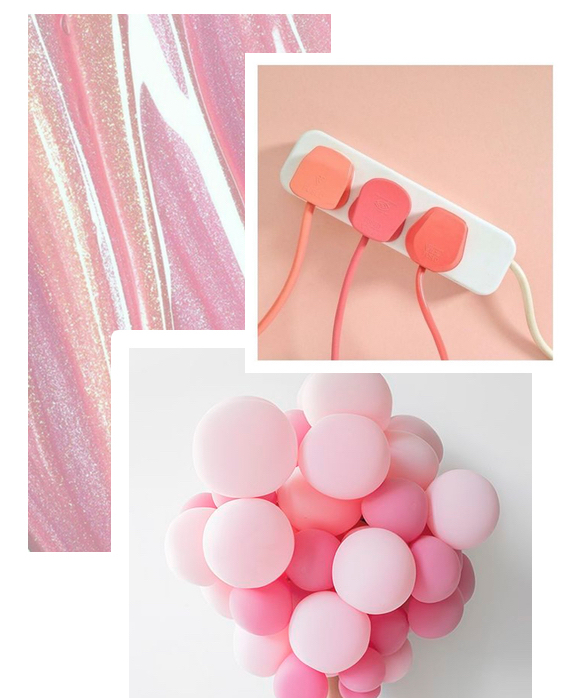 - On a more daily bases, I tend to choose less bold colours, and I alternate between wearing pale pink, coral or peach on my cheeks and lips. These colours and shades also compliment my complexion but give a more natural look.